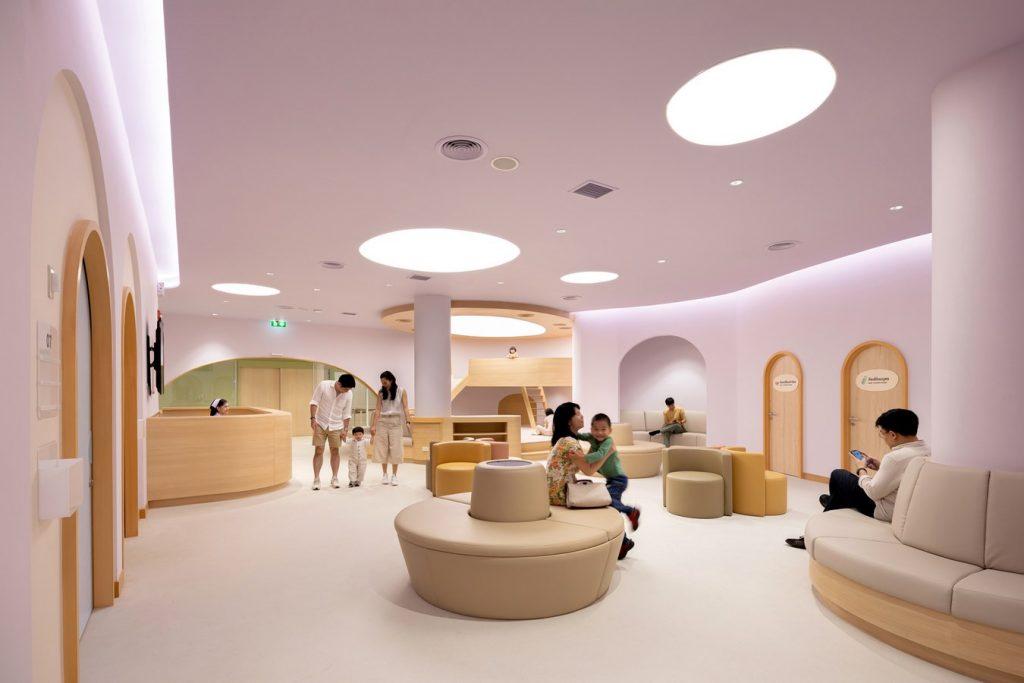 Rethinking healthcare's Non-Conventional designs-EKH Children Hospital -3