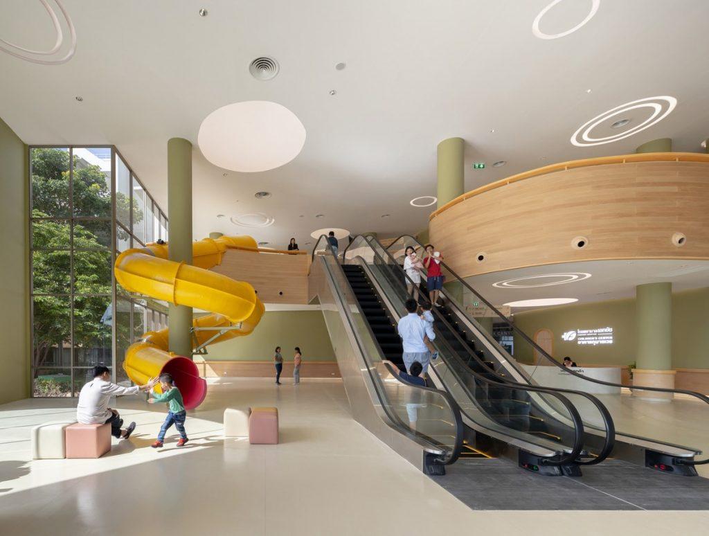 Rethinking healthcare's Non-Conventional designs-EKH Children Hospital -7