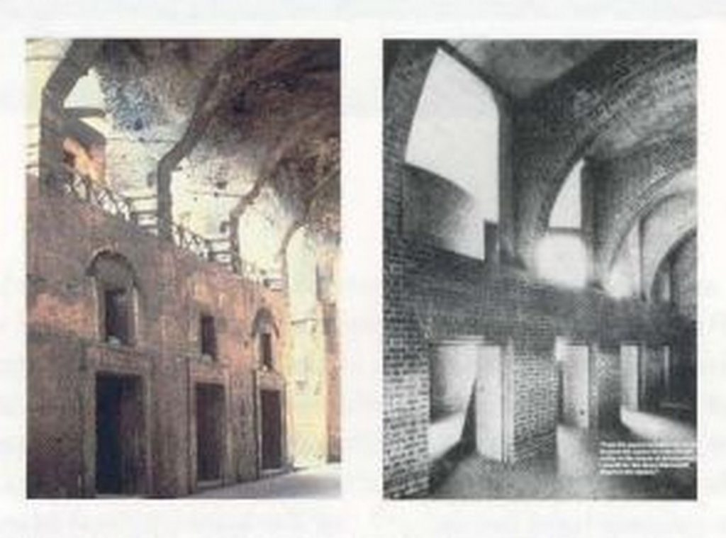 Louis Kahn- Cities and buildings that inspired Ideas-IIM Ahmedabad -3