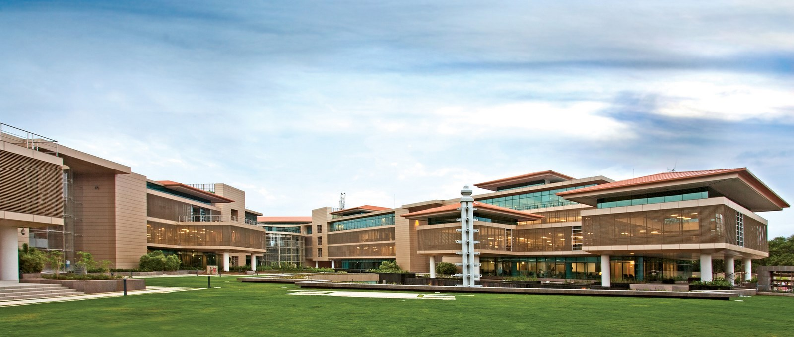 Christopher Benninger- Art of an Architect-Suzlon One Earth Global Headquarters -1