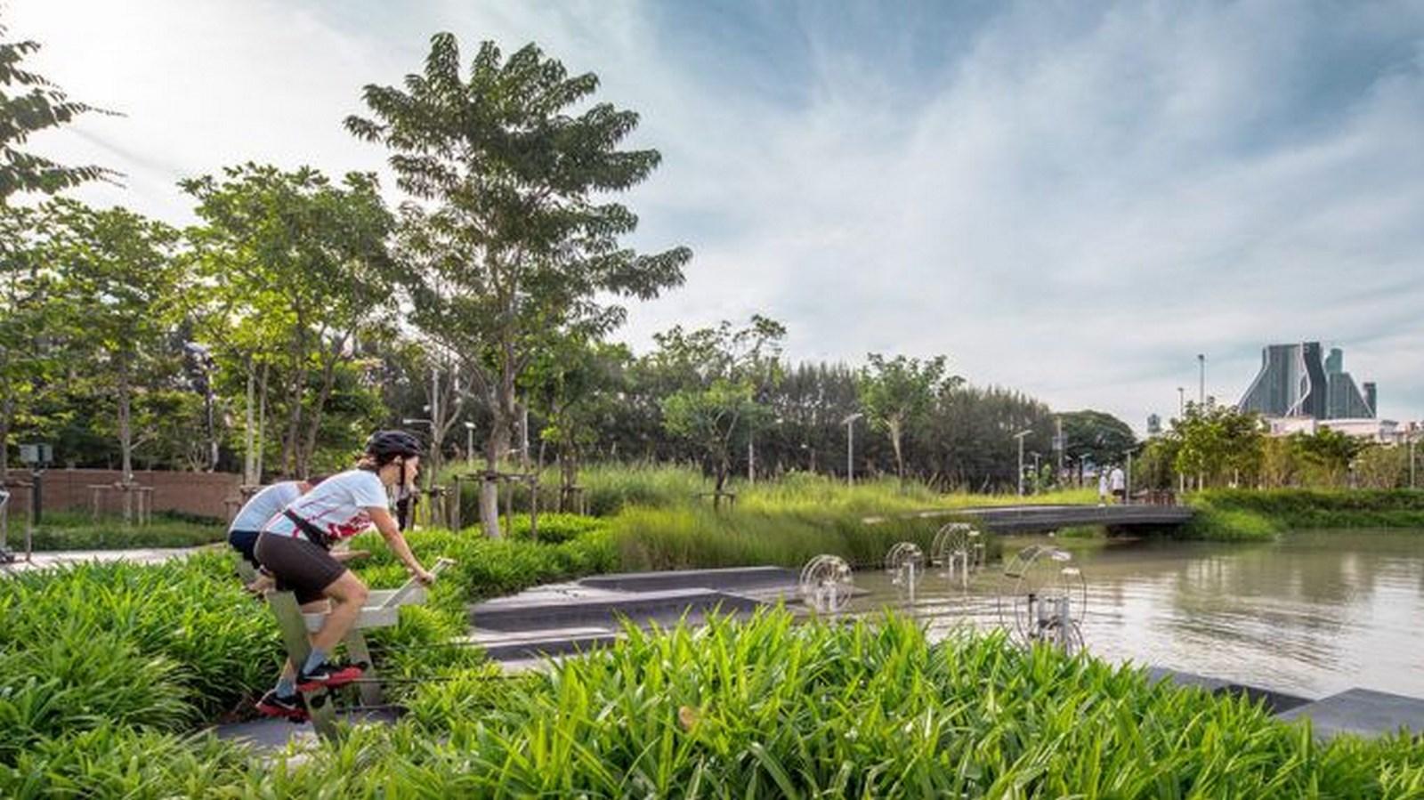 Kotchakorn Voraakhom- Fighting Climate Change- Kotchakorn Voraakhom-CU Centenary Park -3