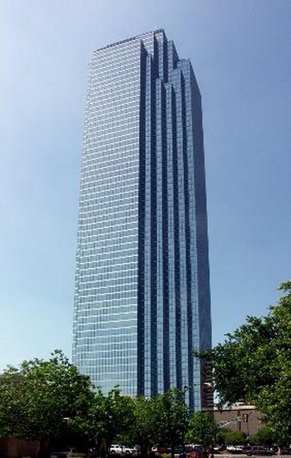 Bank of America Plaza - Sheet2
