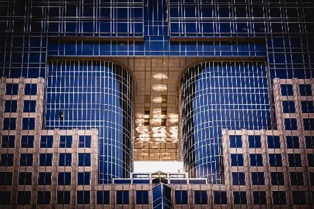 JP Morgan Chase Tower - Sheet1