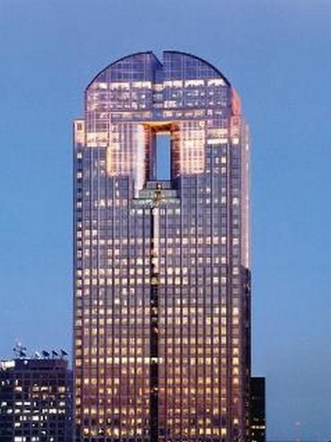 JP Morgan Chase Tower - Sheet3
