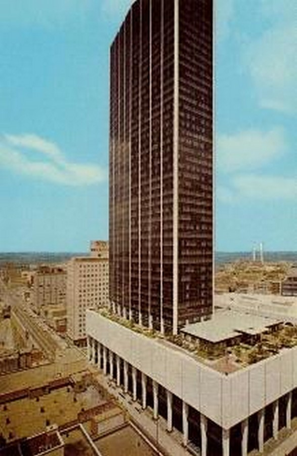 The First National Bank Tower - Sheet3