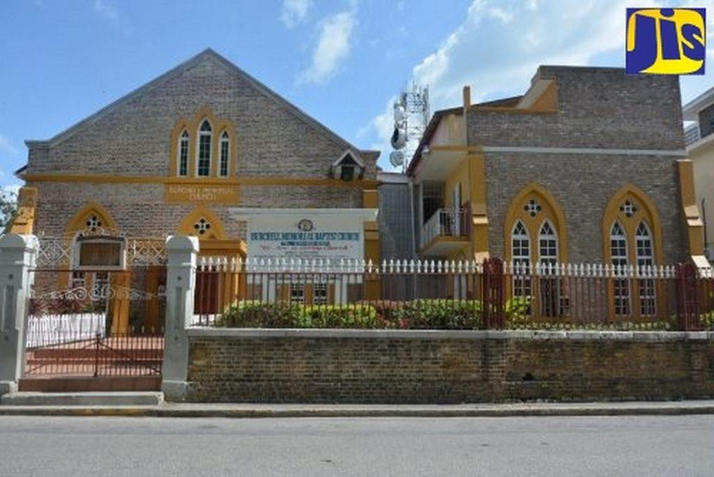 Burchell Memorial Baptist Church - Sheet2