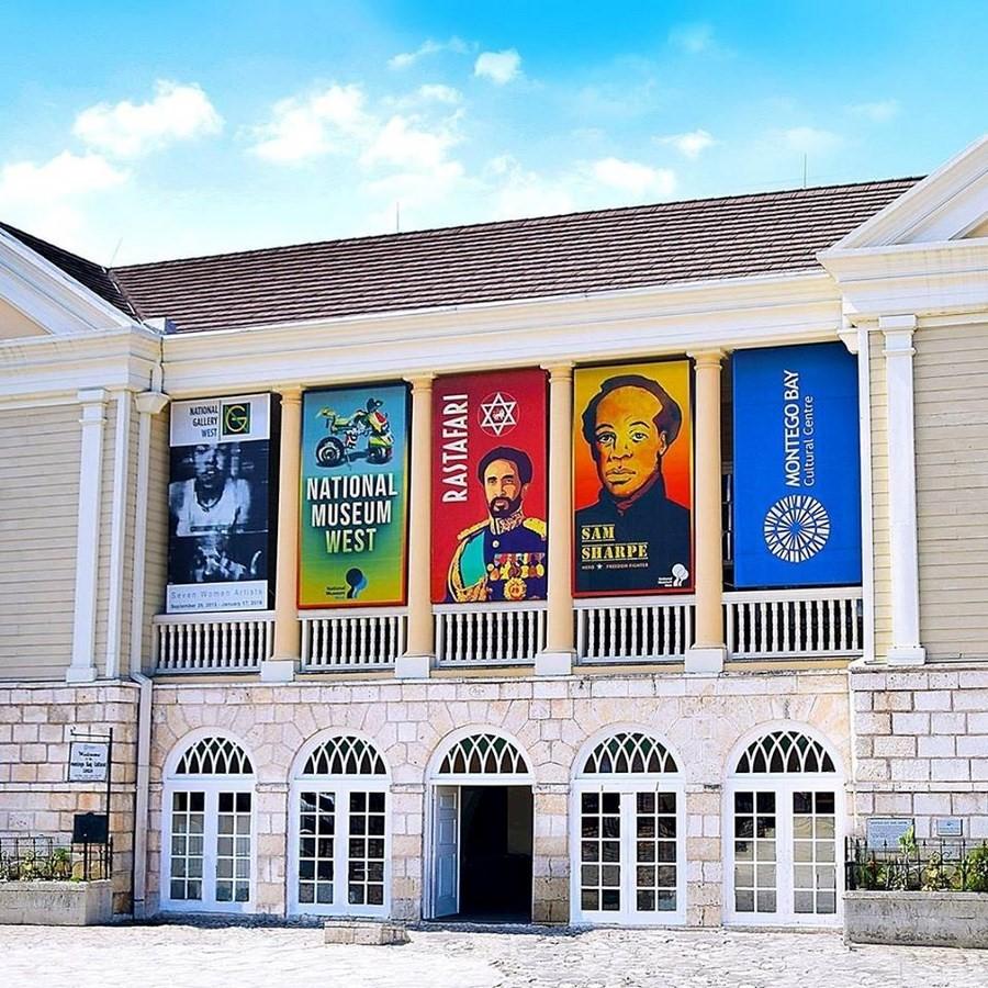 Montego Bay Cultural Centre - Sheet1