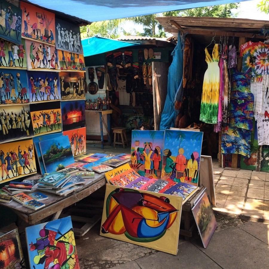 Harbour Street Crafts Market - Sheet3