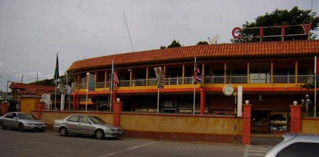 Montego Bay City Center - Sheet2