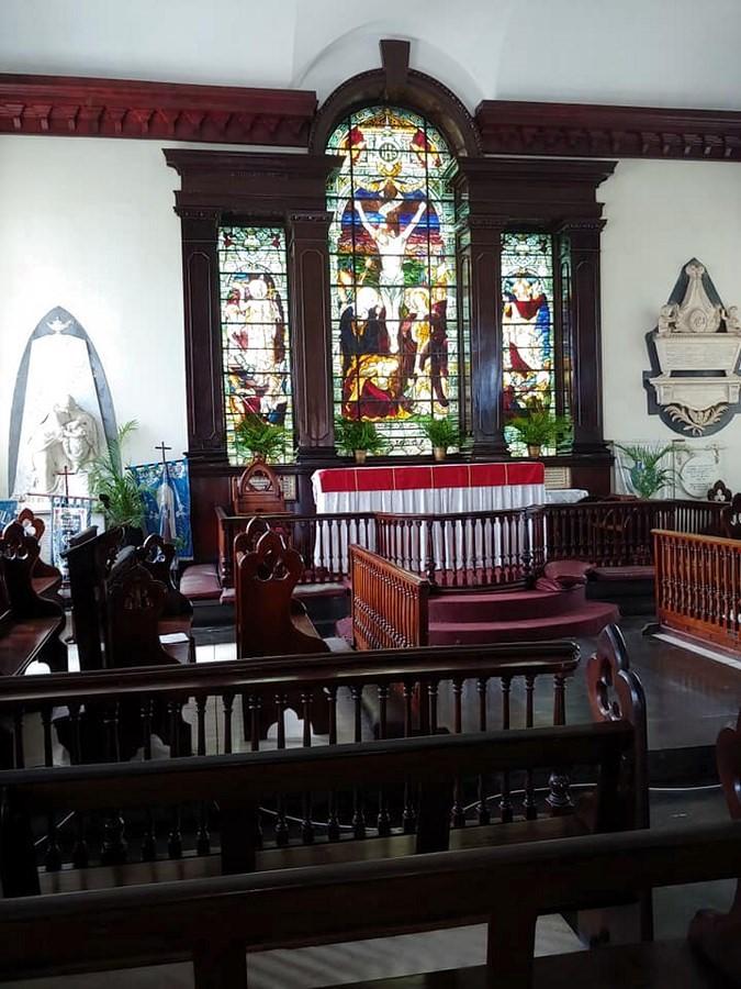 James Parish Church - Sheet3