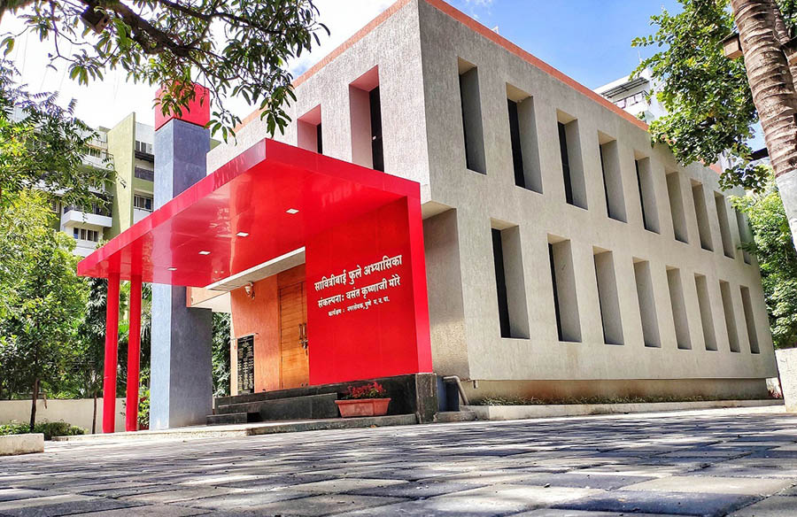 Library Study Hall At Pune By Unitecture Rtf Rethinking The Future