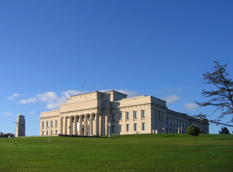 Auckland War Memorial Museum - Sheet1
