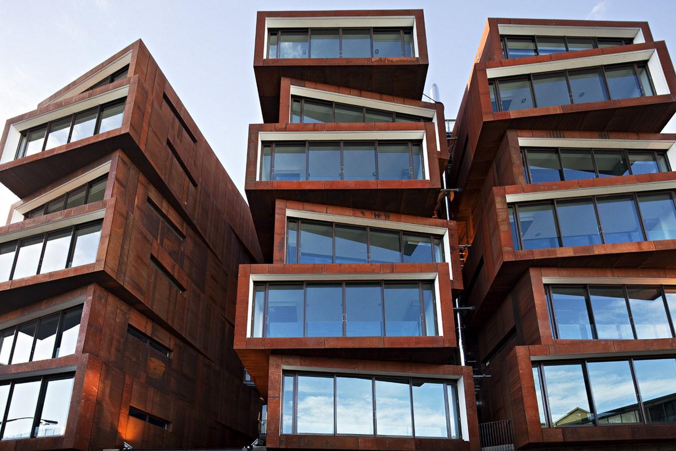 Ironbank Building - Sheet1