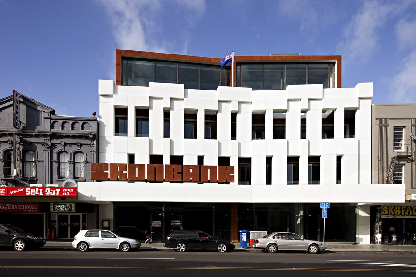 Ironbank Building - Sheet2