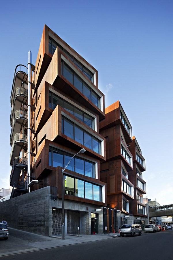 Ironbank Building - Sheet3