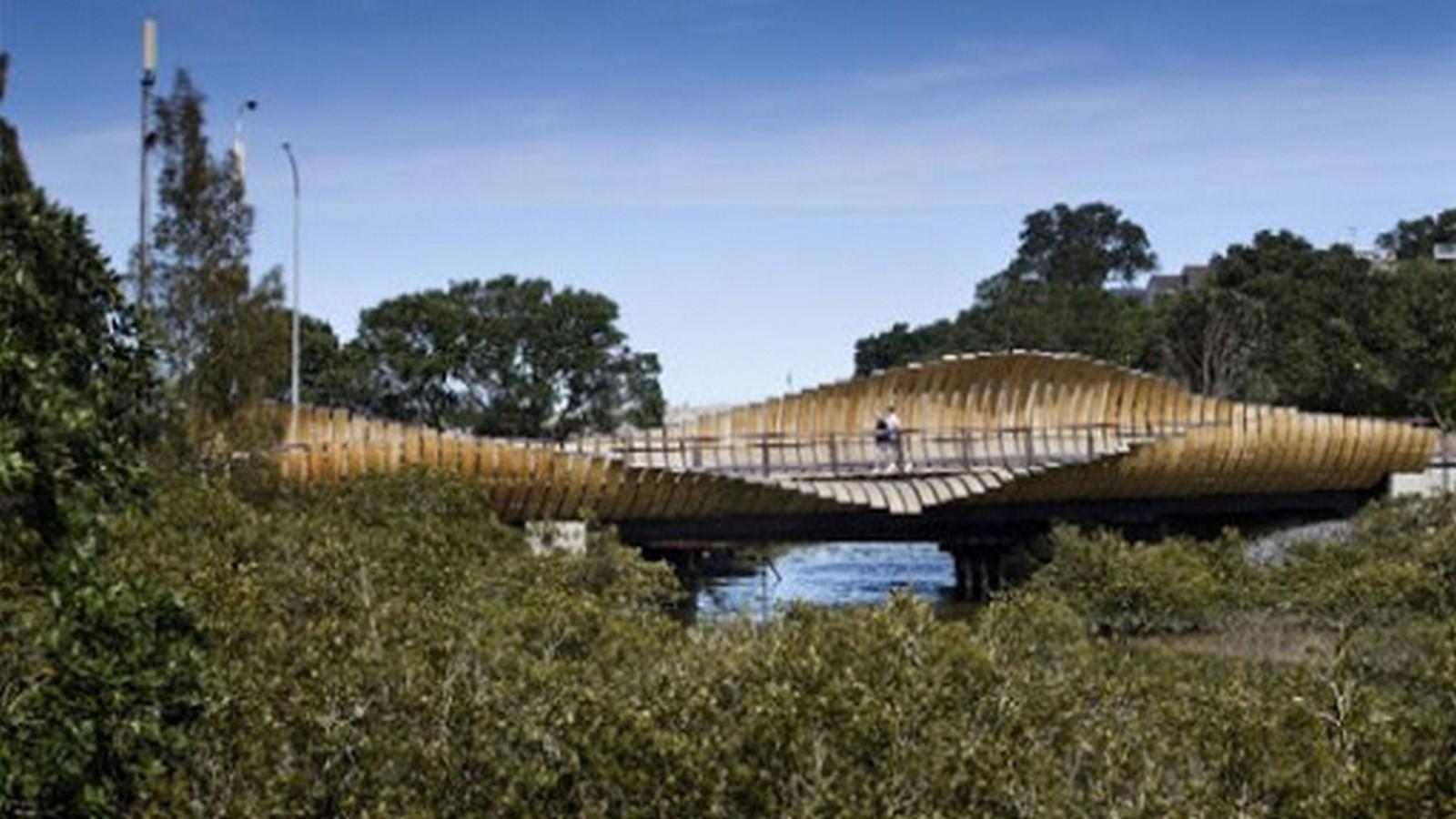Onepoto Footbridge - Sheet1
