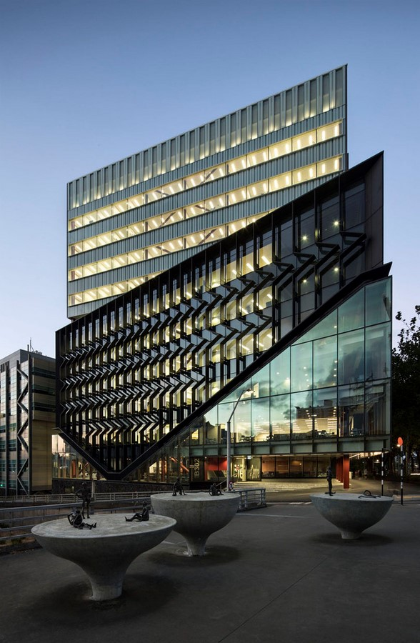 University of Auckland Science Centre - Sheet2