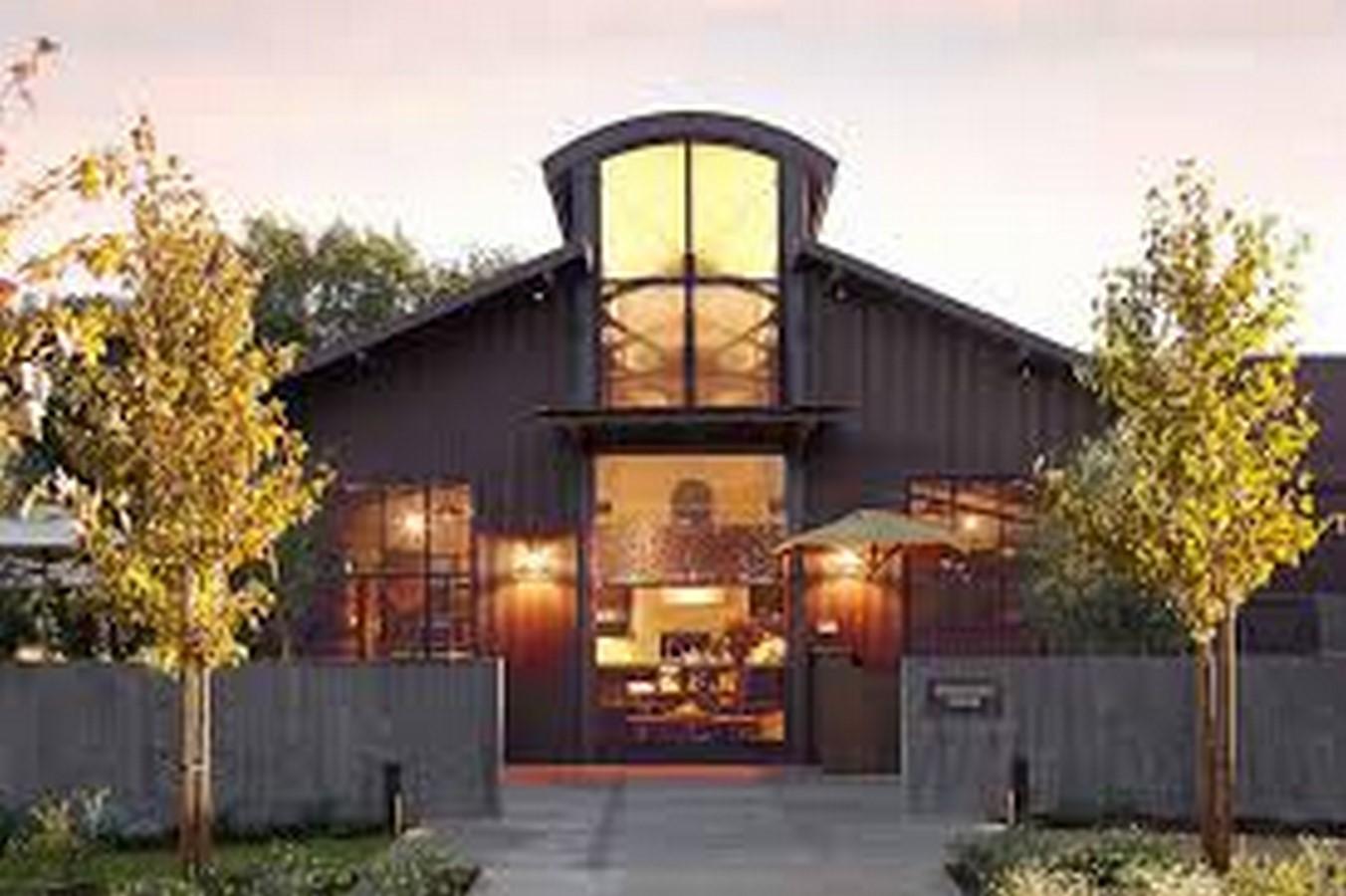 B Cellars vinery, Oakville, California - Sheet1