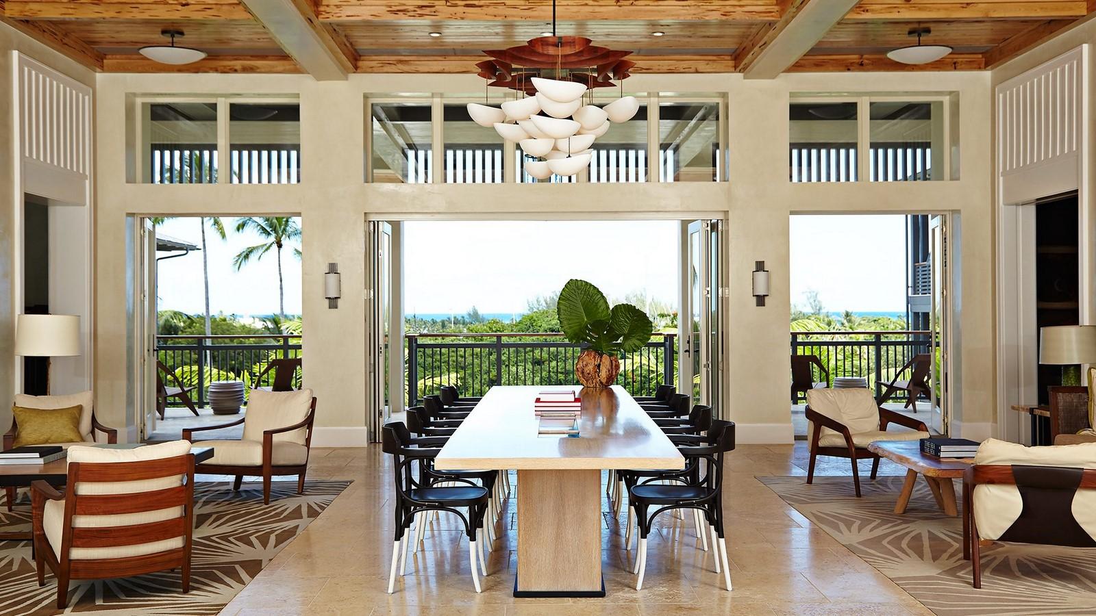 The Island House, The Bahamas. - Sheet1