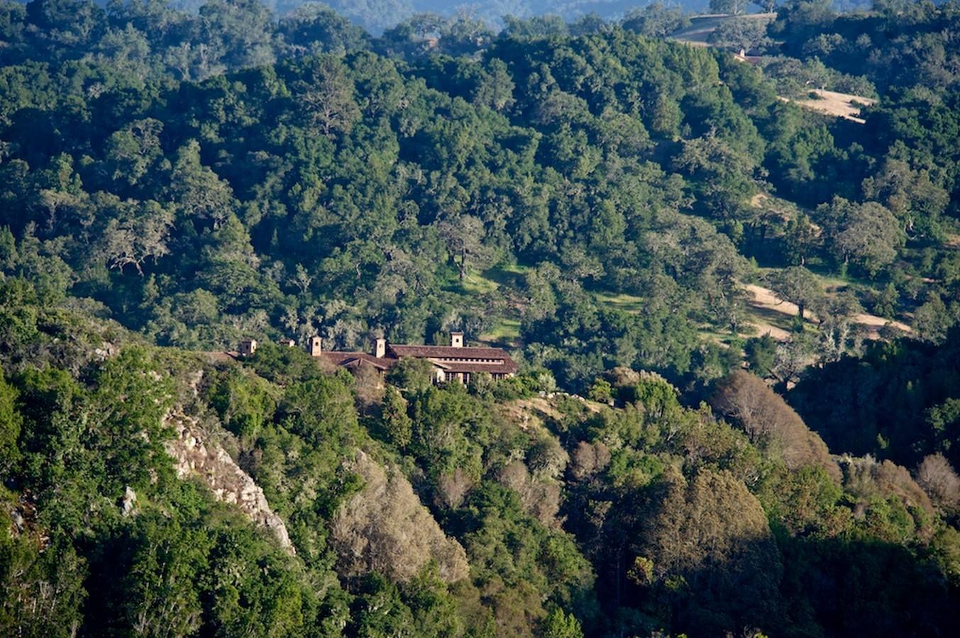 The Santa Luca preserve, Carmel, California - Sheet1