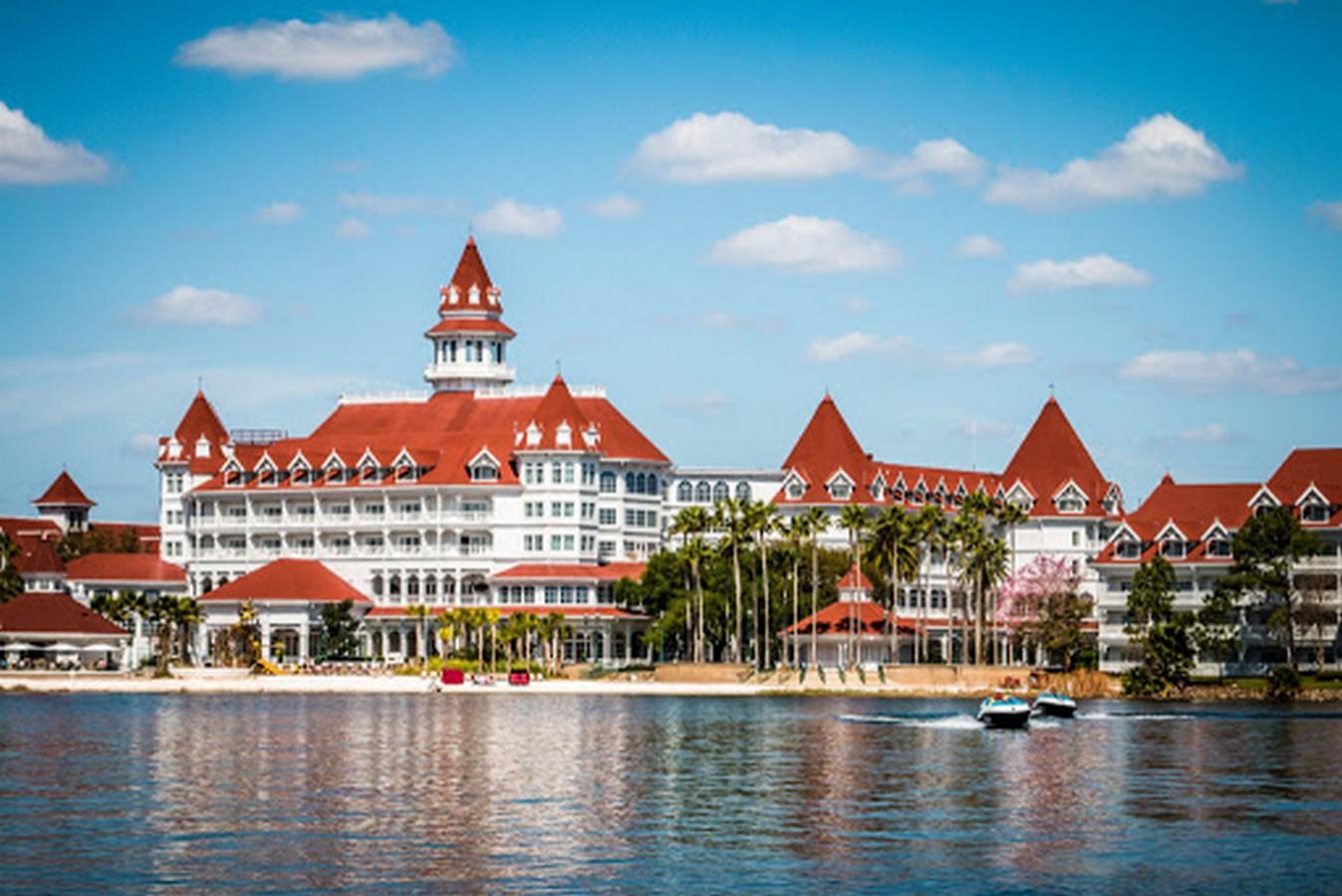 Walt Disney World, Orlando, Florida - Sheet1