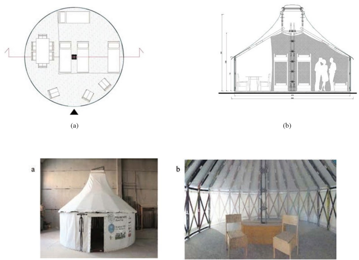 Deployable structures as future for post disaster management - Sheet9
