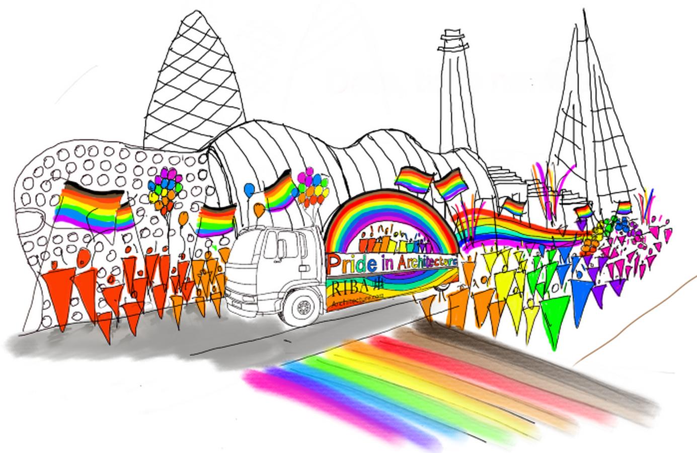 RIBA Celebrates Pride - Sheet2