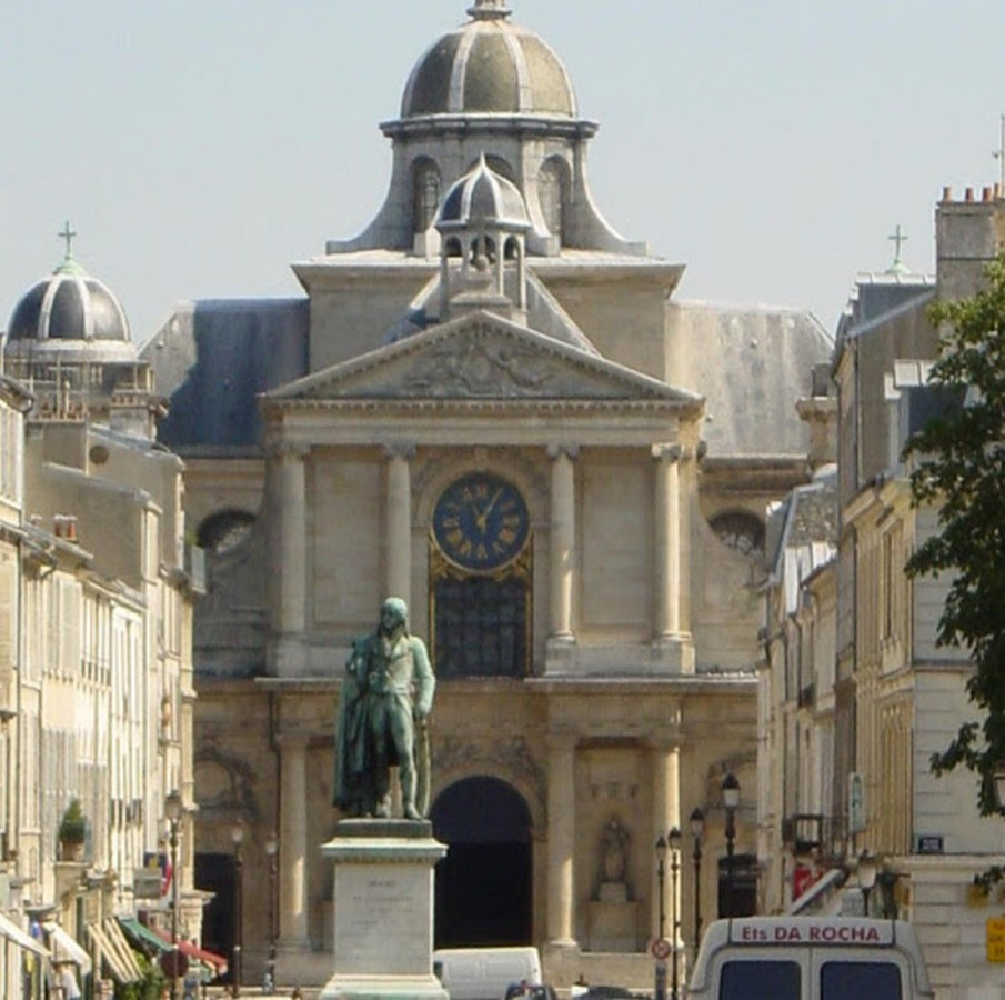 Notre Dame Church - Sheet1