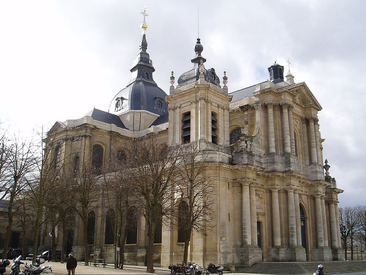 Saint-Louis Cathedral - Sheet1