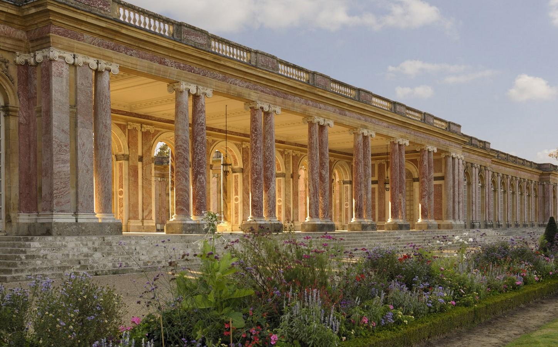 The Grand Trianon - Sheet1