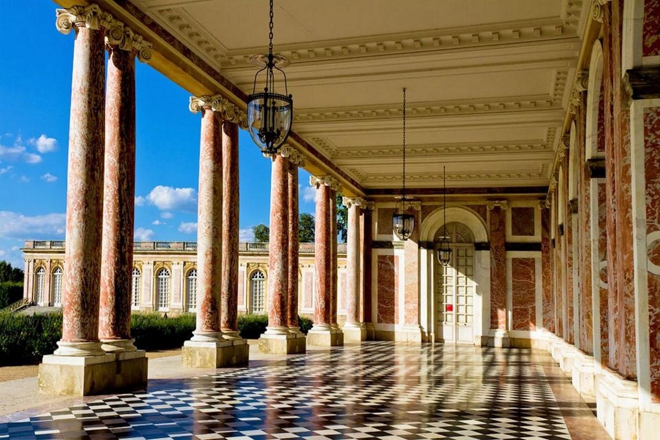 The Grand Trianon - Sheet2