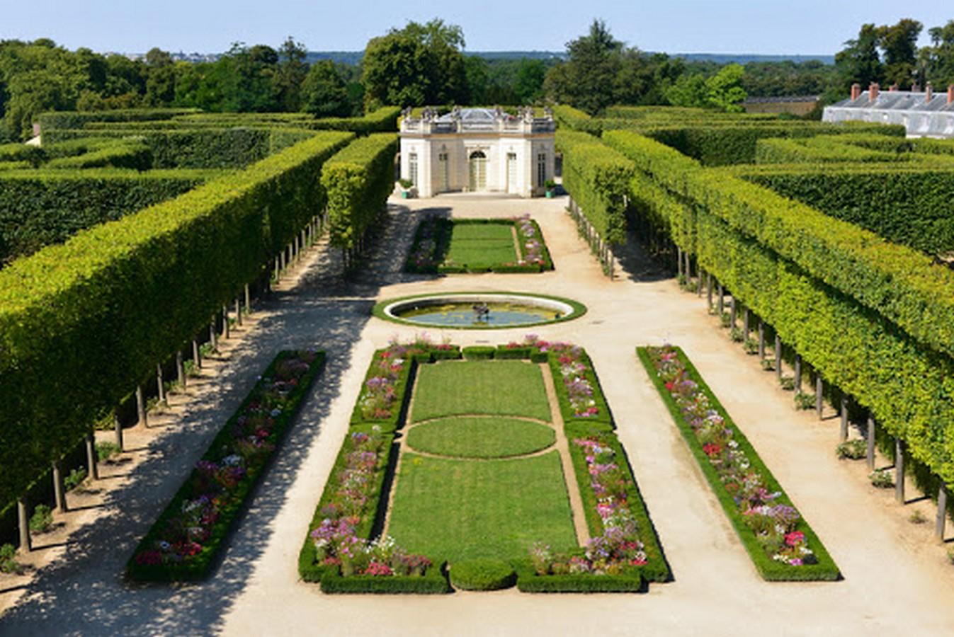 The Petit Trianon - Sheet2