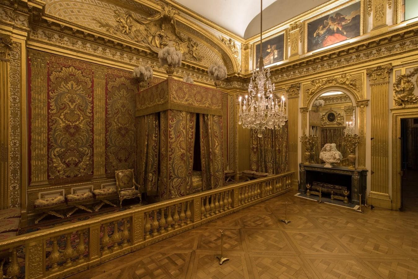 The Royal Chambers - Sheet2