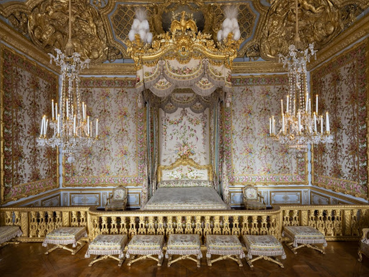 The Royal Chambers - Sheet3