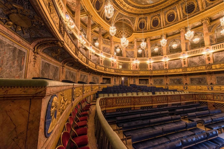 The Royal Opera - Sheet2
