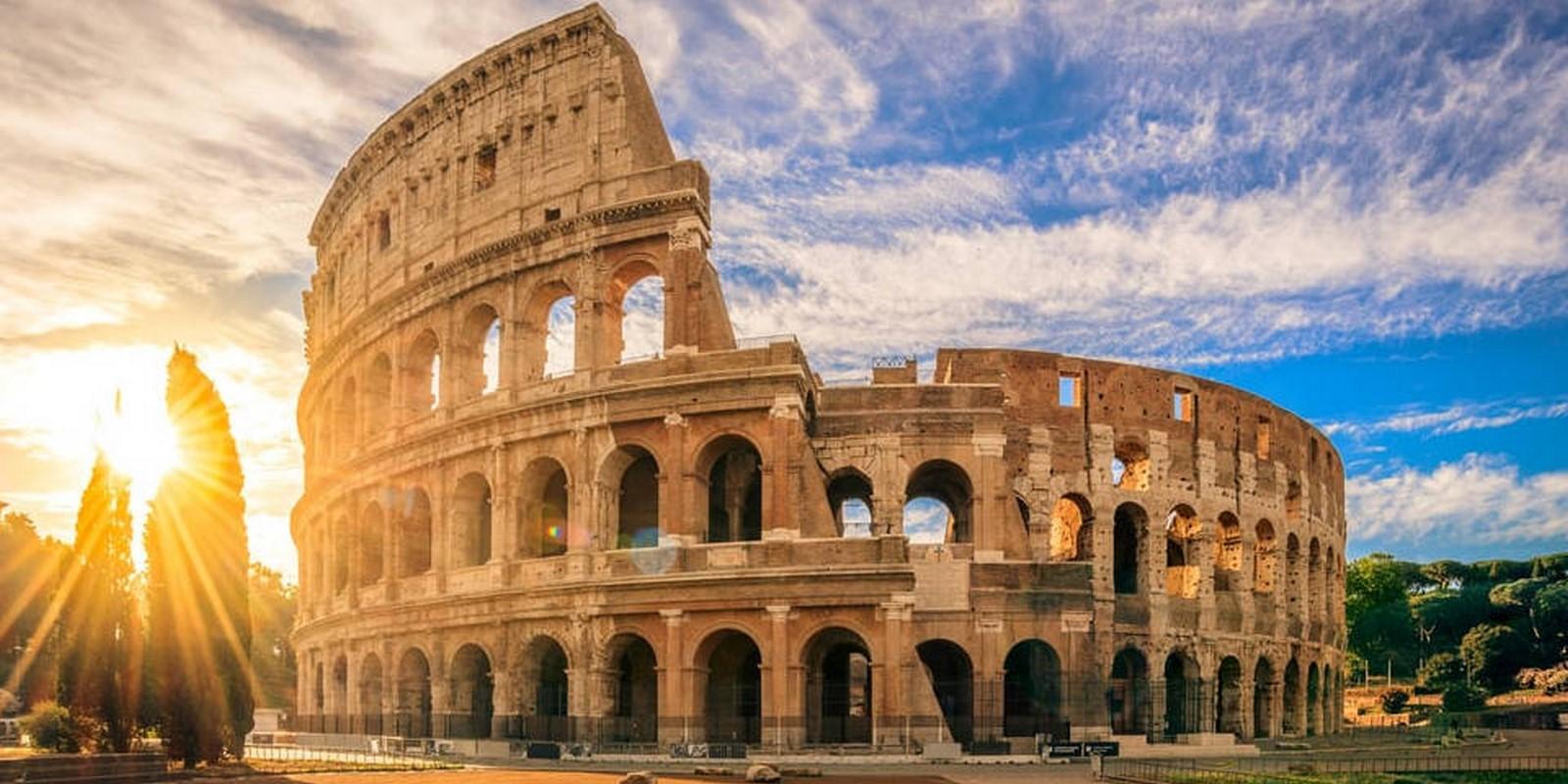 The Colosseum - Sheet1