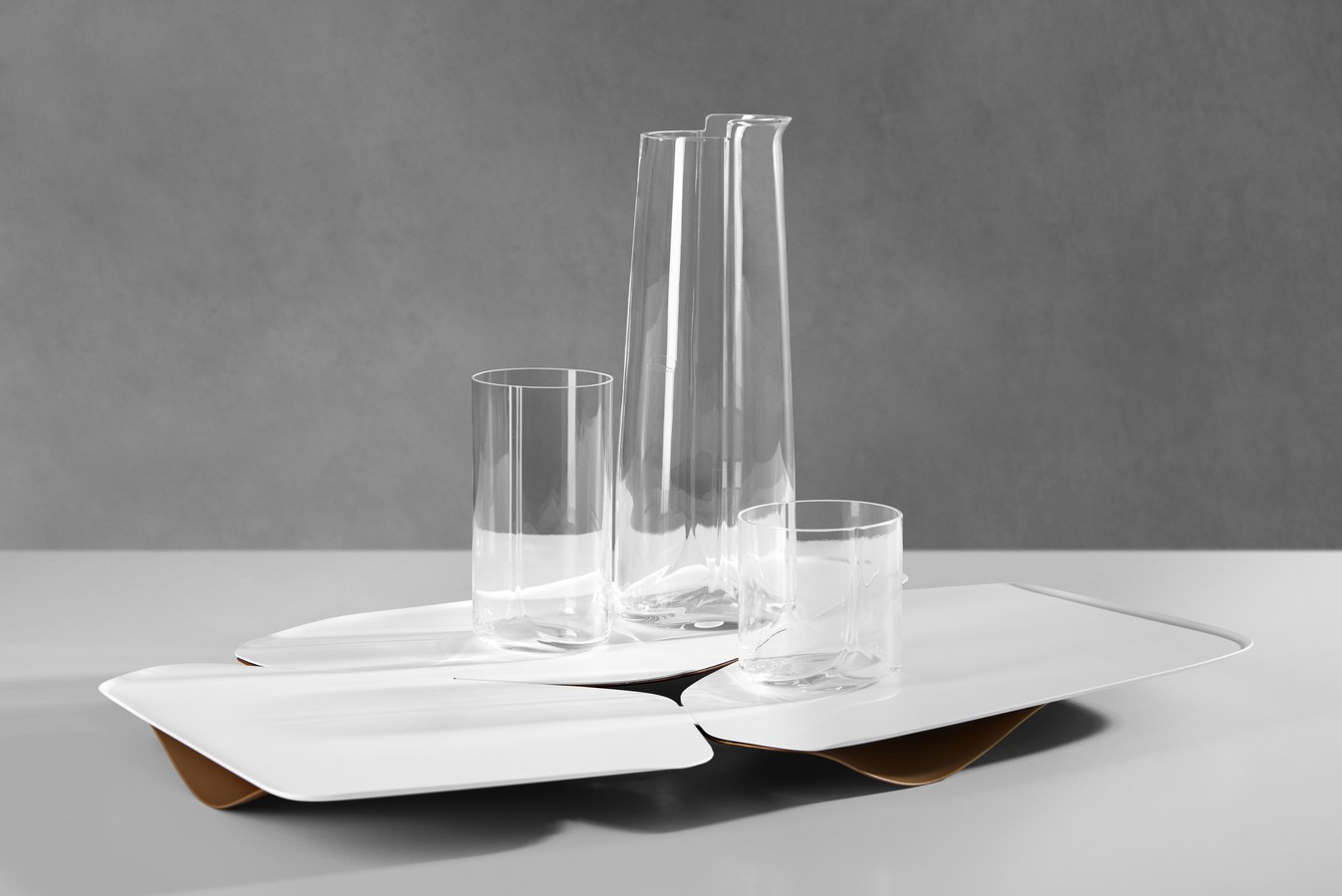 HEW TRAY & GLASSWARE - Sheet1