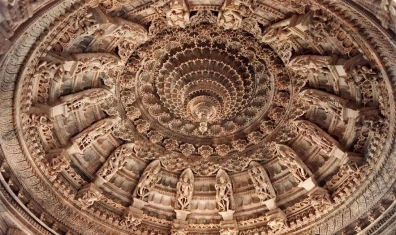 The Dilwara Temple Complex, Mount abu, Sirohi,Rajasthan, India- Sheet4