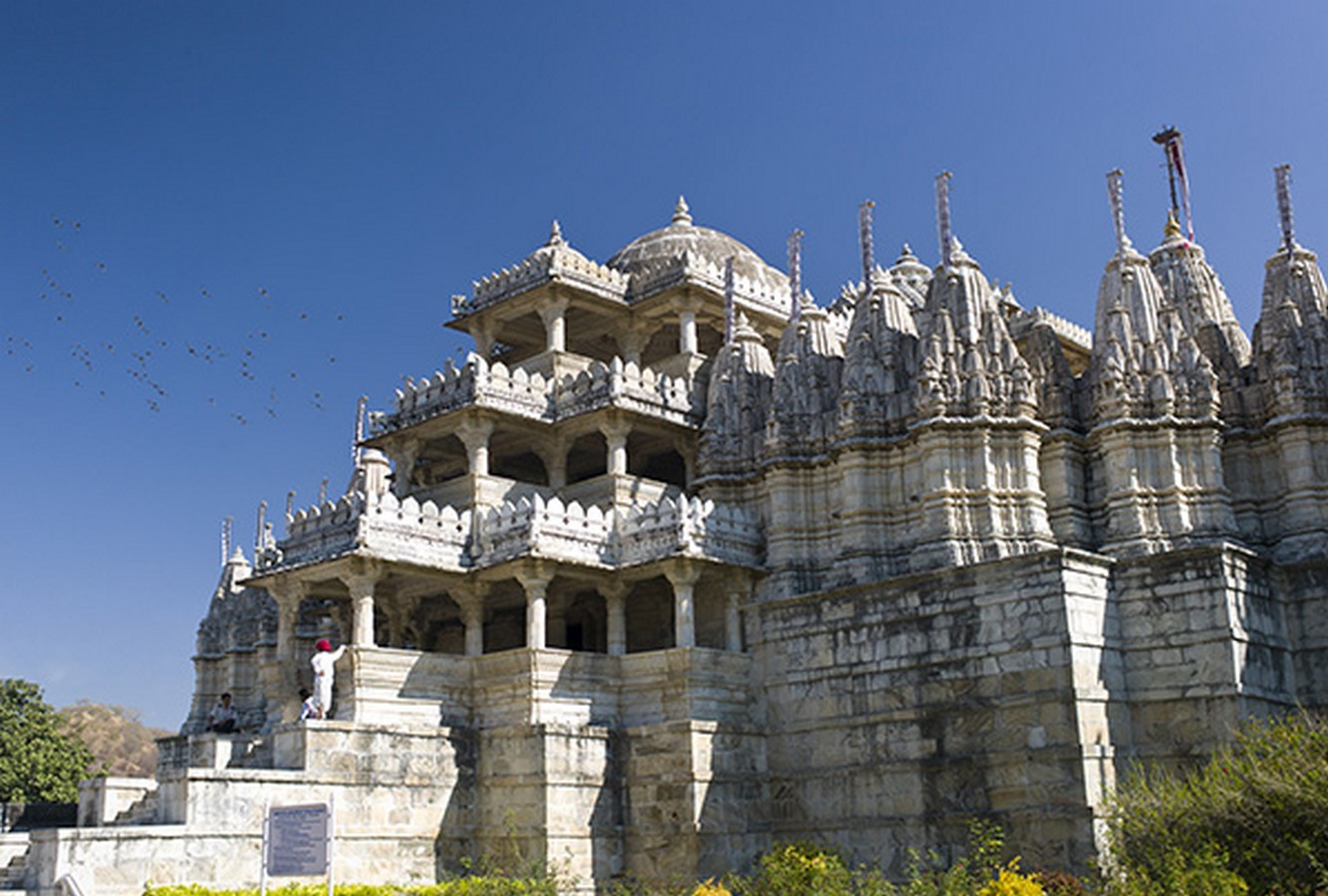 The Dilwara Temple Complex, Mount abu, Sirohi,Rajasthan, India- Sheet5