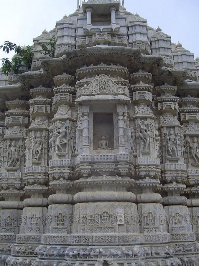 The Dilwara Temple Complex, Mount abu, Sirohi,Rajasthan, India- Sheet6