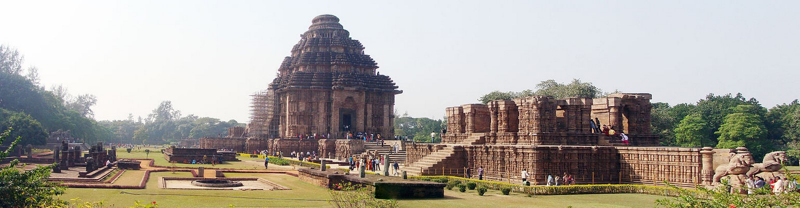 Konark Sun Temple Complex, Konark, Puri, Odisha, India. - Sheet1