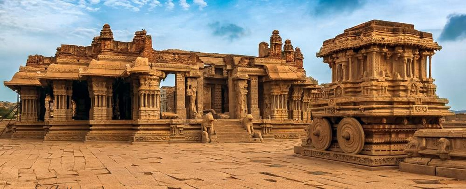 Vittala Temple Complex,Hampi, Karnataka,India - Sheet3