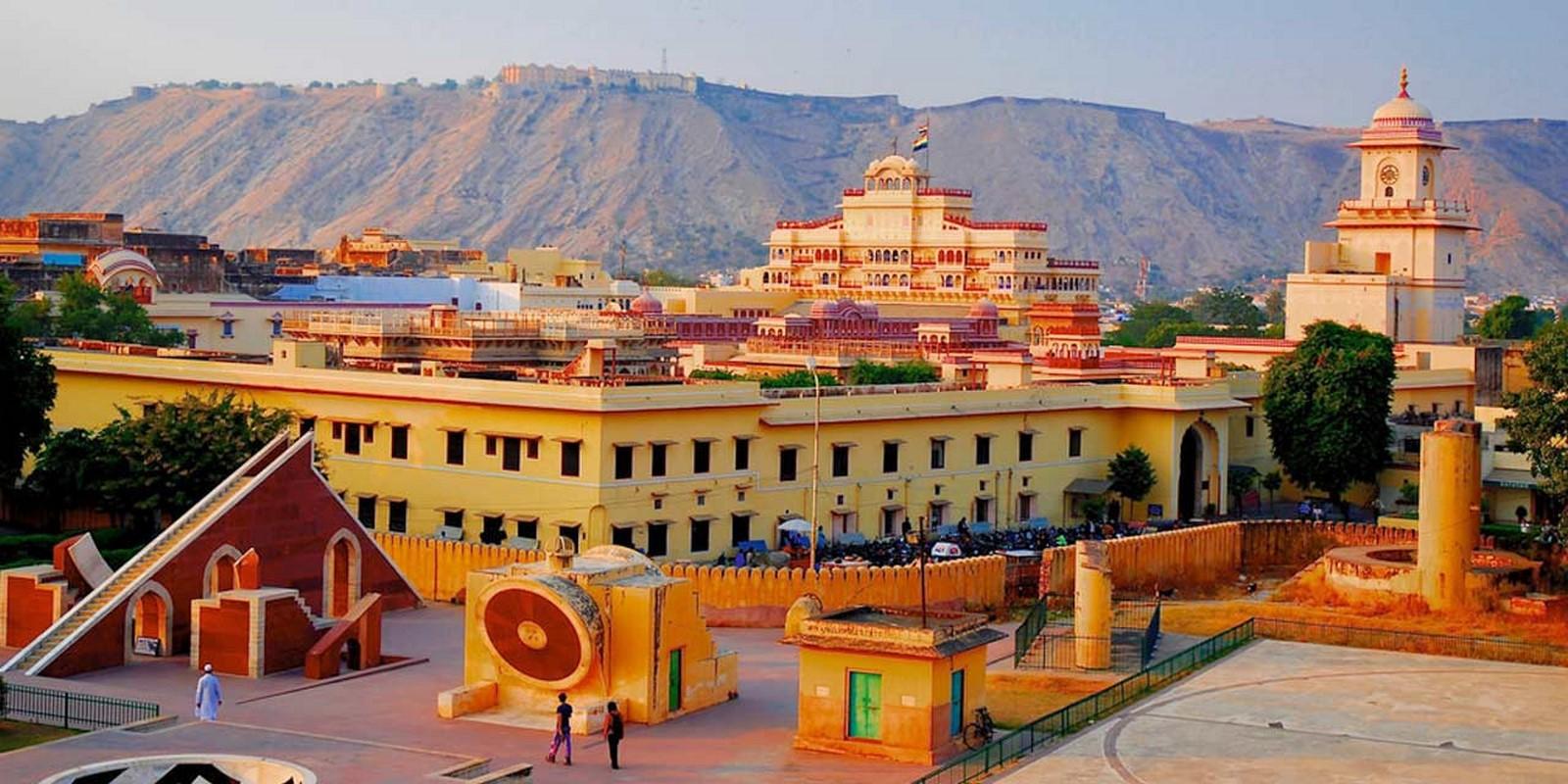 Jantar Mantar, Jaipur- Sheet1