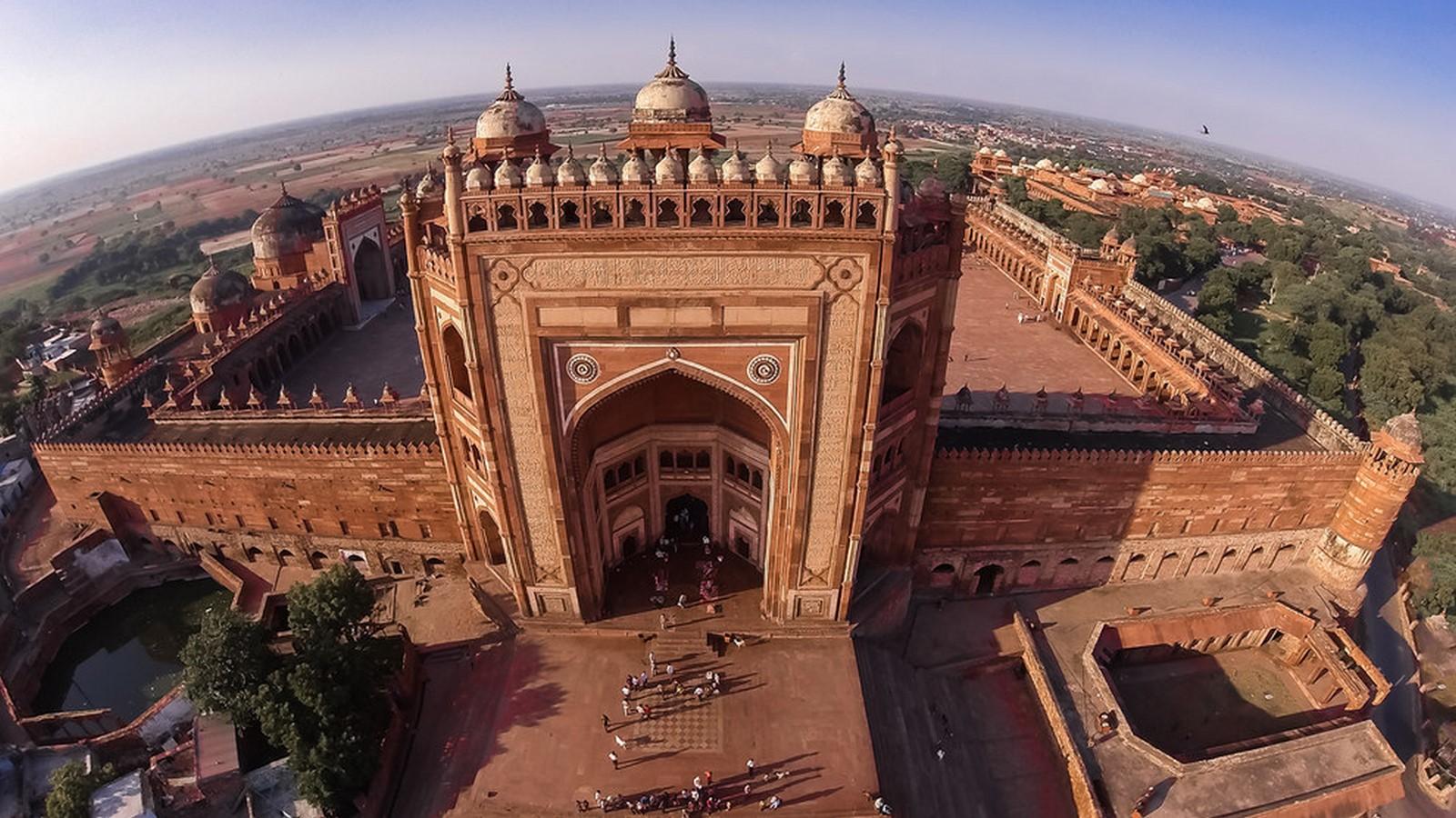 Fatehpur Sikri, Agra, Uttar Pradesh - Sheet2