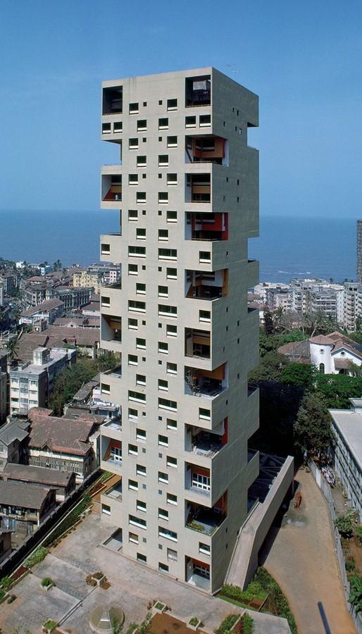 Kanchanjunga Apartments, Mumbai- Sheet1