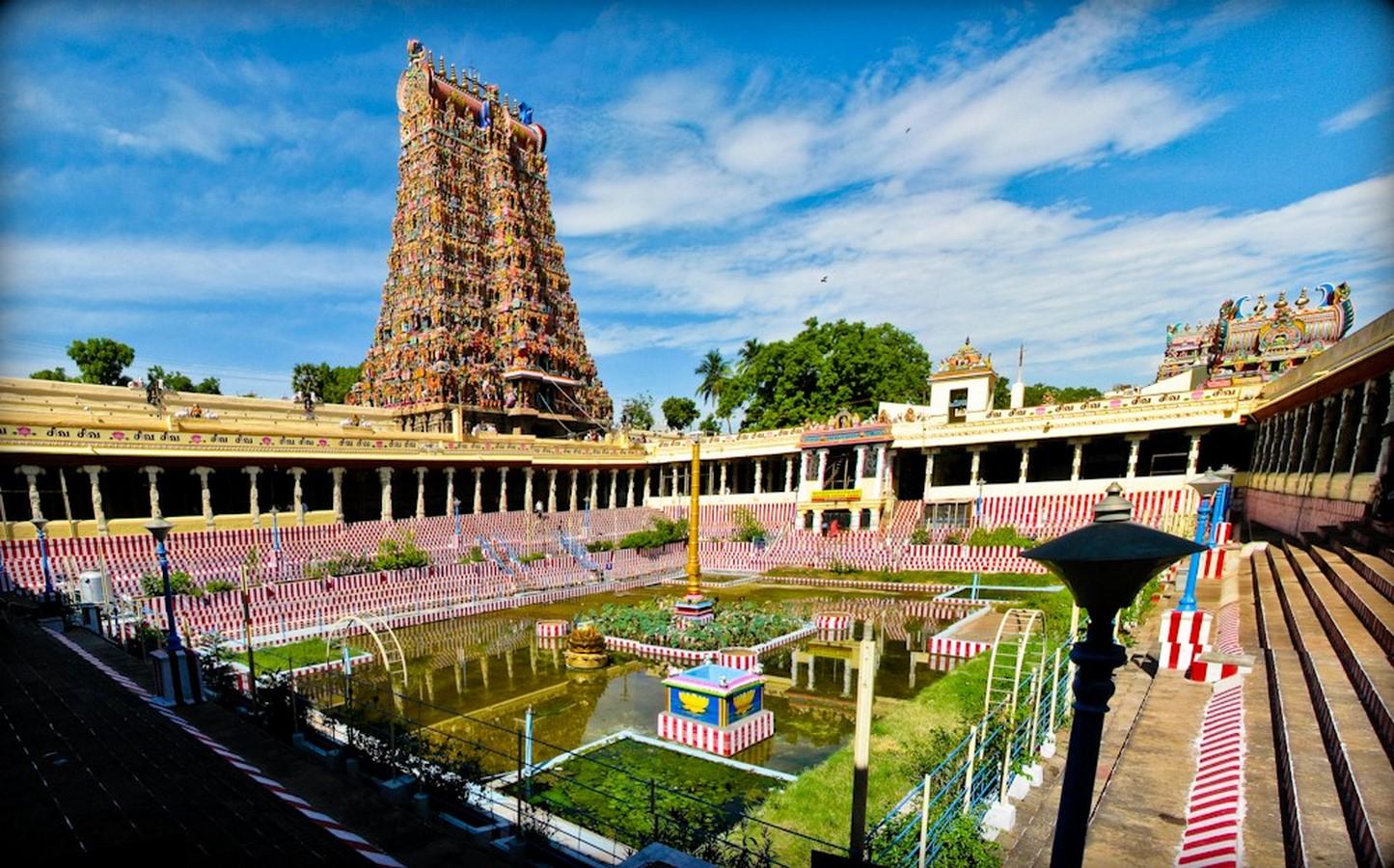 Meenakshi Amman Temple, Madurai - Sheet1
