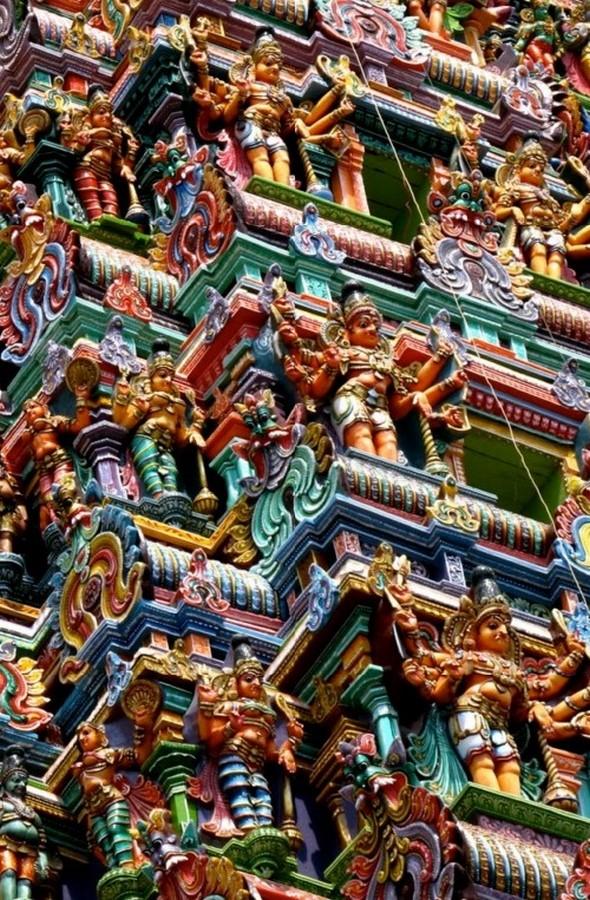 Meenakshi Amman Temple, Madurai - Sheet4