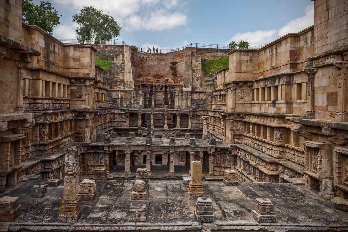 Rani Ki Vav, Patan Gujarat - Sheet1