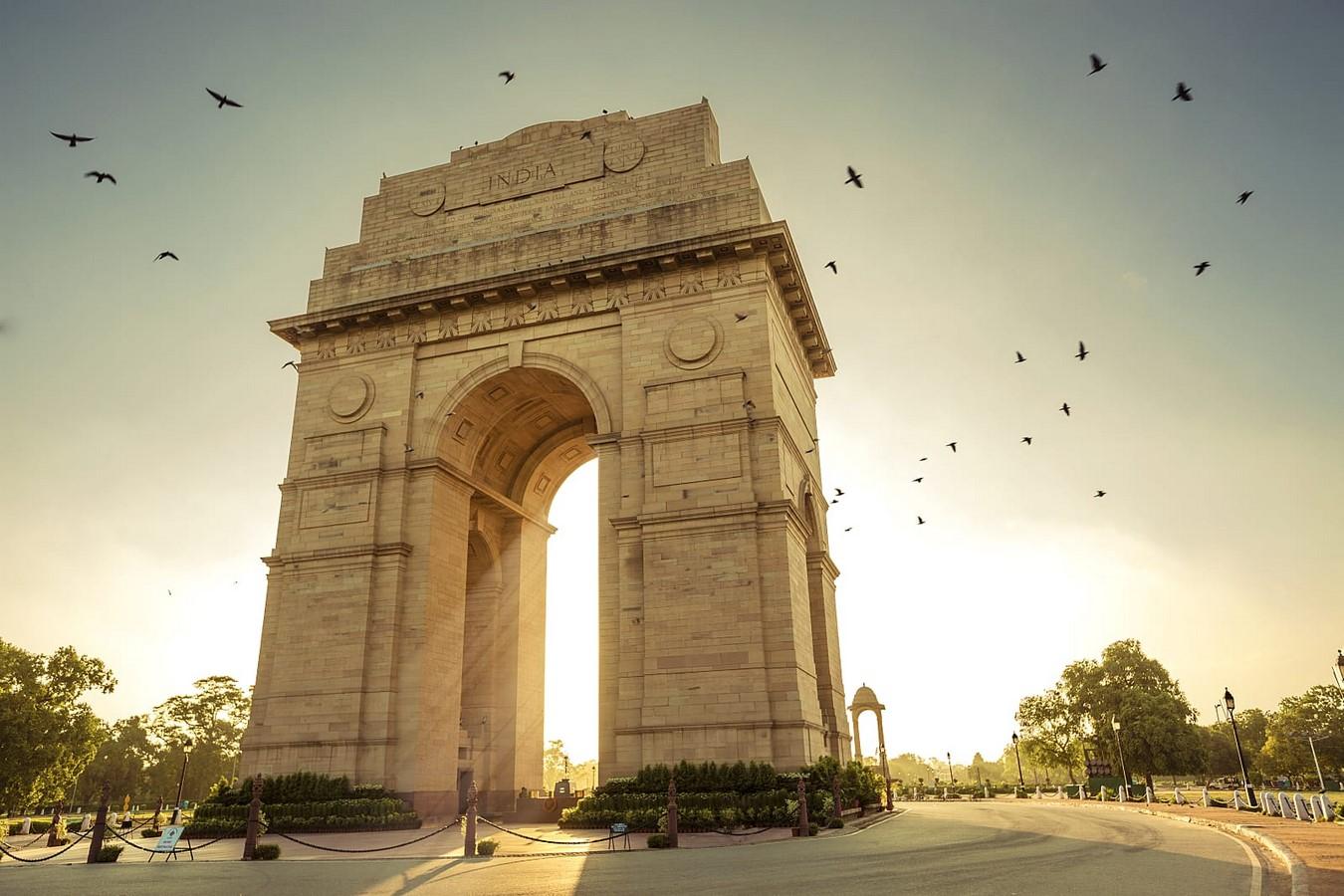 India Gate, New Delhi - Sheet1