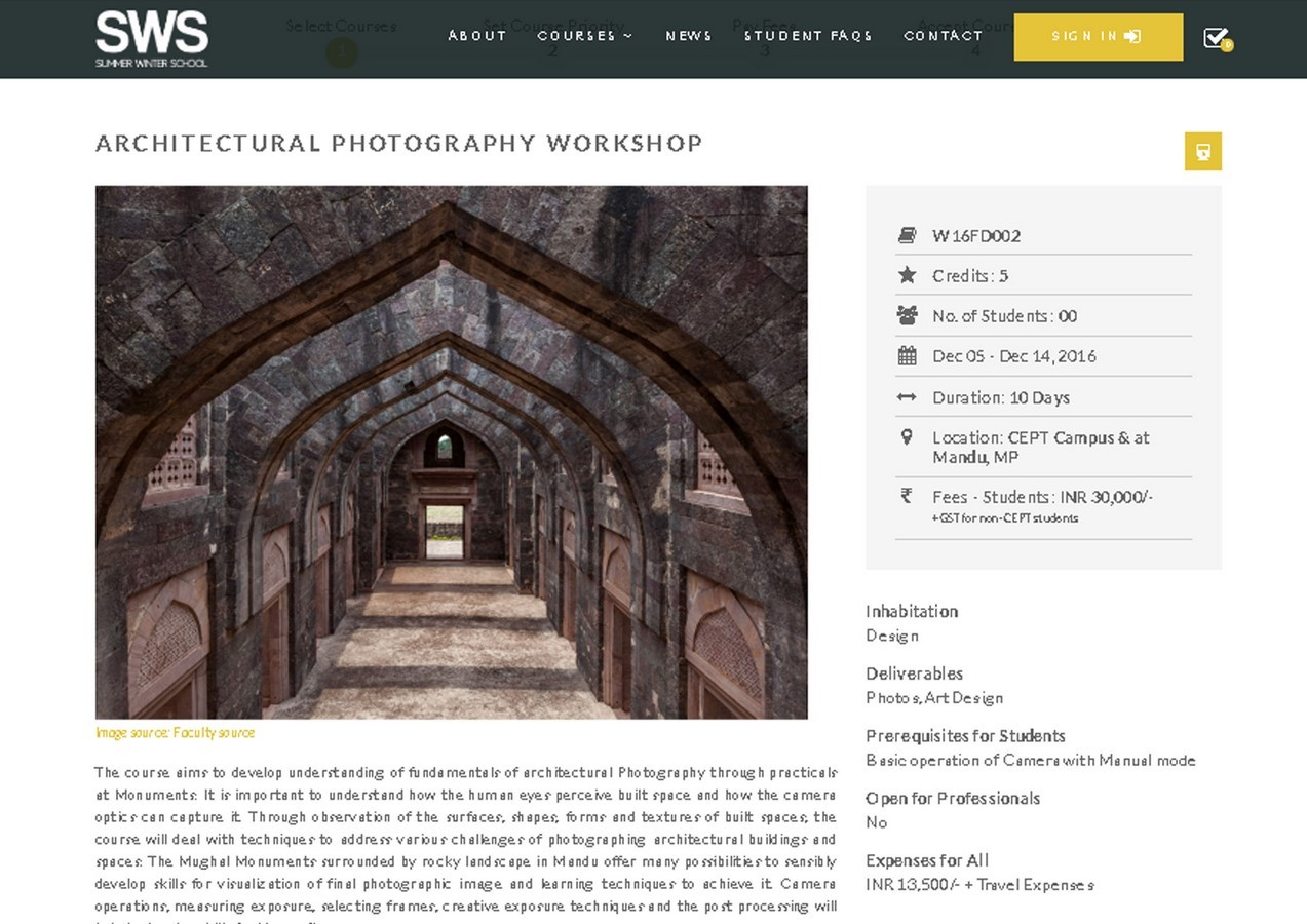 10 Tips for Architects who want to pursue Architectural Photography - Sheet1